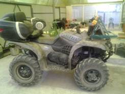 Yamaha Grizzly 660, 2005