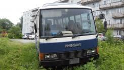 Nissan Civilian, 1989