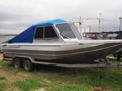 Custom Weld. 2005 год, длина 8,00м., двигатель стационарный, 460,00л.с., бензин