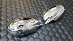 Хромированные накладки на зеркала Mazda Atenza 2008-2012