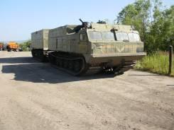 """ДТ-30П """"ВИТЯЗЬ"""", 1991"""