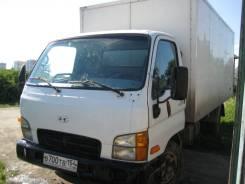 Hyundai HD72, 2005