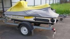 Bombardier sea-doo gtx 4-tec