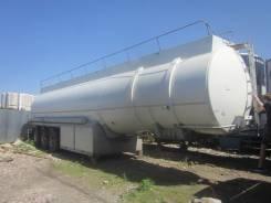 Burg BPO полуприцеп цистерна бензовоз алюминиевая