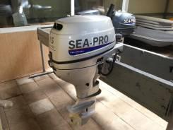 Лодочный мотор SEA-PRO/Yamaha четырехтактный F15s 15 л. с.