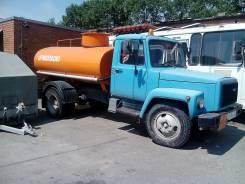 Продается бензовоз ГАЗ 3307