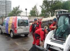 Профессиональный ремонт и обслуживание Bobcat в Новосибирске