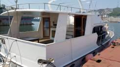 Аренда катера-моторной яхты. 35 человек, 36км/ч