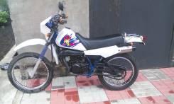 Yamaha DT 50 17 W, 2000