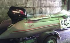 Продается лодка ПВХ