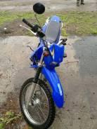 Yamaha XTZ 125, 2004
