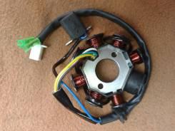 Генератор на мопед КНР (GY6-150cc) 4х тактн. Отправка в регионы