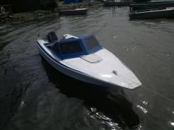 Продам в хорошие руки моторную лодку