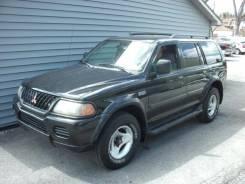 Mitsubishi Montero Sport, 2001