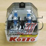 Лампа - 12V55W, 100W, 1к-т KOITO H7 (P0755W) (90080-81067, 90981-13063, 90981-13079) H7 (P0755W)