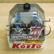 Лампа - 12V55W, 100W, 1к-т KOITO H11 (P0750W) (90981-13075, 90981-13081, 90981-13082) H11 (P0750W)