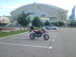 Yamaha XT 660, 2005