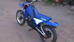 Yamaha PW80, 2007
