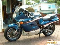 Kawasaki GPZ1000rx, 1986