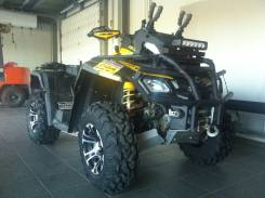 BRP Can-Am Outlander Max 800, 2011