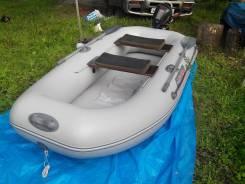 Продам лодку под мотор 3м за 15т. р.