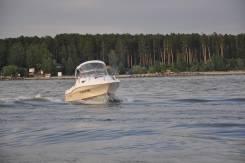 Аренда катера в Новосибирске
