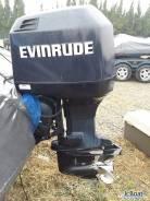 Продаю 2-тактный подвесной лодочный мотор Evinrude (Johnson) 225лс