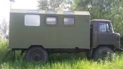 ГАЗ 66-теплый кунг.Военный, 1995