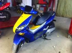 Yamaha Maxter 150, 2001