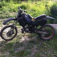 Kawasaki KDX 200, 1986
