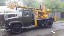 Продам ямобур ГАЗ-3309 установка Aichi