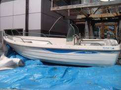 Лодка Terhi 6020C и мотор Yamaha F40fetl