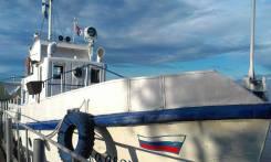 Продам корабль /Обменяю на судно с меньшим водоизмещением или на джип