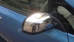 Накладка на зеркало. Nissan Leaf, AZE0, ZE0 EM57, EM61