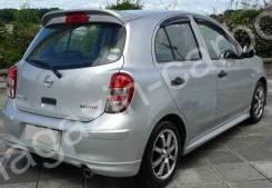 Спойлер Nissan March 2010-2021 (K13)