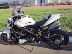 Ducati Streetfighter S, 2011