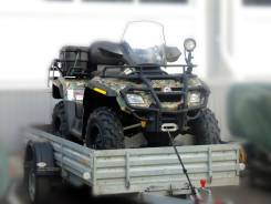 BRP Can-Am Outlander Max 650, 2008
