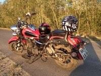 Chituma CTM250-3, 2012