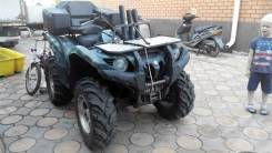 Yamaha Grizzly 700, 2006