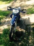 Yamaha WR 250, 2002