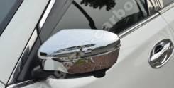 Накладки на зеркала Nissan