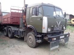 Продам КамАЗ 5410 Тягач с цепкой 9 метров