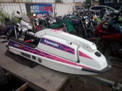 Скутер Kawasaki 550