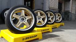 Составная разноширокая, ковка RAYS  VOLK Racing GT-C 5x114,3 8j-9j R17