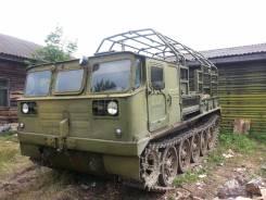 Продается Тягач АТС-59г