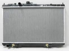 Радиатор охлаждения двигателя. Honda: Logo, Jazz, Mobilio, HR-V, Accord, Legend, Inspire, Fit Aria, Integra F
