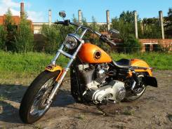 Harley-Davidson Dyna Wide Glide, 2005