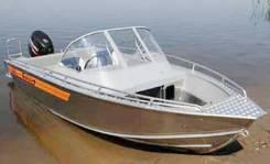 Продам моторную лодку Вельбот 45DC в Новосибирске