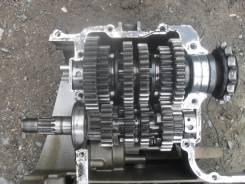Коробка передач на Kawasaki ZZR 400 2я модель