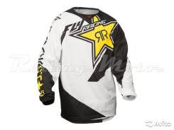 Джерси FLY racing kinetic mesh rockstar